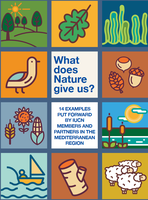 """Towards Nature-based Solutions in the Mediterranean"": the new booklet of the IUCN"