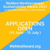 WeMed Award: the call for applications is now open!