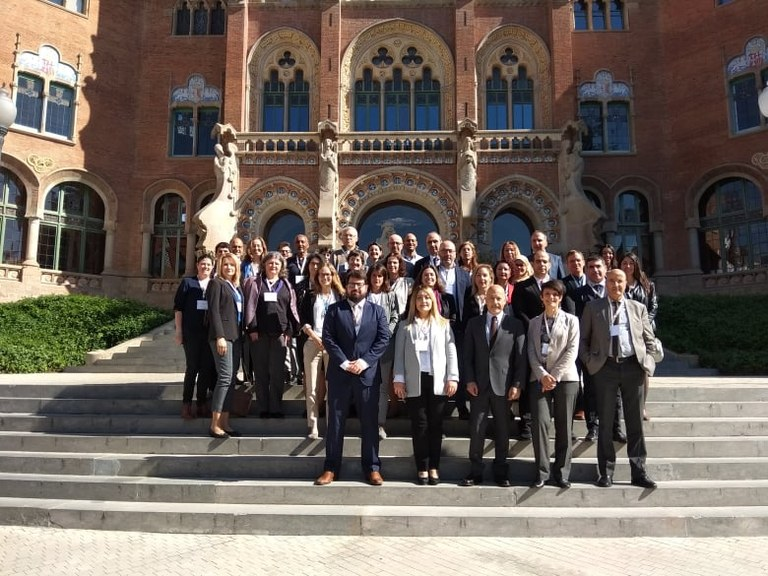 12th SCP/RAC National Focal Points Meeting, 14-15 May 2019, Barcelona, Spain