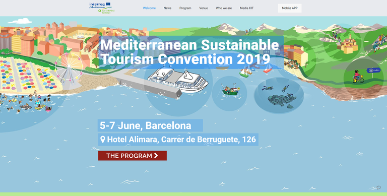 Final Conference of the MED Sustainable Tourism Community
