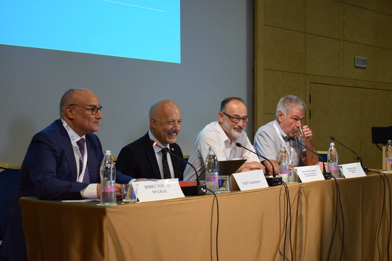Mediterranean countries discuss the conservation of marine biodiversity in the Region