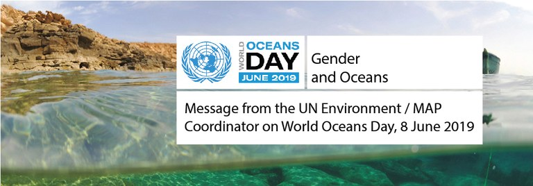 World Oceans Day, 8 June 2019