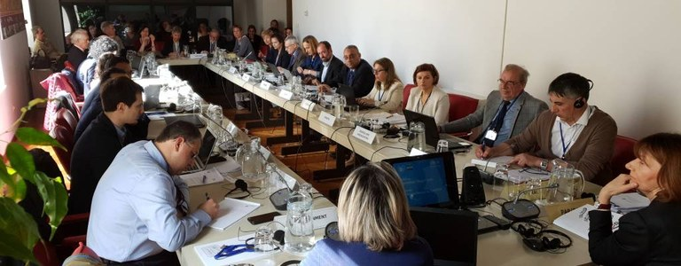 PAP/RAC Focal Points met in Split