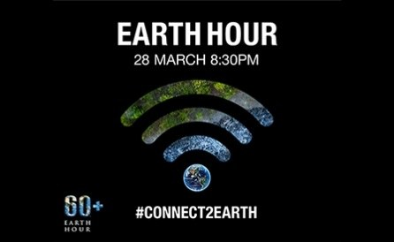 Earth Hour in the Mediterranean