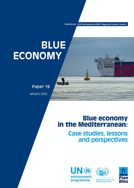 BLUE ECONOMY IN THE MEDITERRANEAN: CASE STUDIES, LESSONS AND PERSPECTIVES