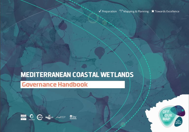 "NEW PUBLICATION: ""THE GOVERNANCE OF COASTAL WETLANDS IN THE MEDITERRANEAN: A HANDBOOK"""
