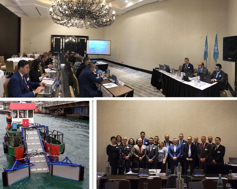 SUB-REGIONAL MEETING ADDRESSES MARINE LITTER FROM SEA-BASED SOURCES IN THE ADRIATIC