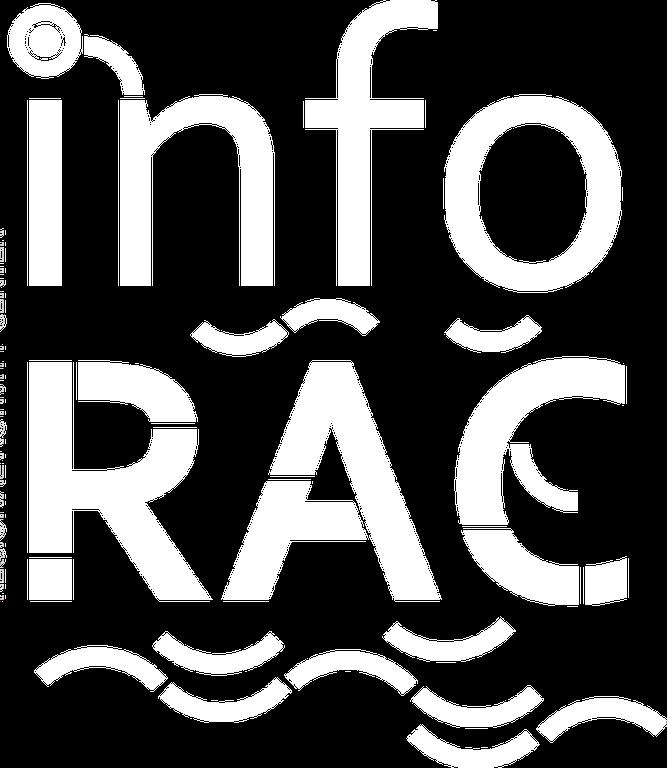 inforac logo white