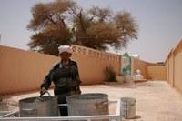 Communiqué de presse du project WES -  Élaboration des stratégies de recouvrement des coûts de l'eau pour le Maroc