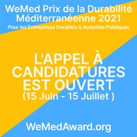 Prix WeMed : les candidatures sont maintenant ouvertes !
