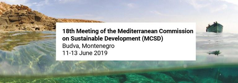 18ème réunion de la Commission méditerranéenne du développement durable (CMDD)