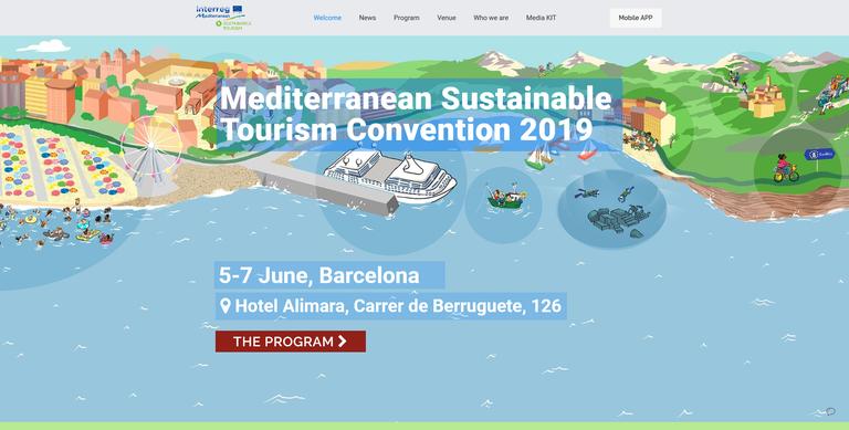 Conférence finale de la Communauté MED du Tourisme durable