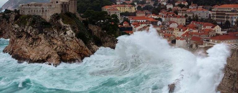 Développement d'une plateforme d'informations sur la résilience des villes de l'Adriatique