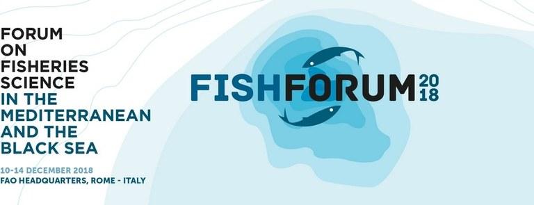 Évènement parallèle et ateliers au Forum sur les sciences de la pêche en Méditerranée et en Mer Noire, Rome, Italie, 10-14 décembre.