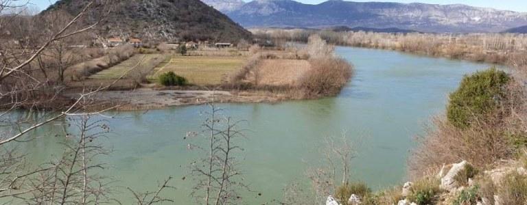 Gouvernance du delta de Buna en Albanie
