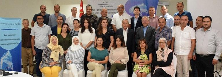 INTERDICTION DU SAC EN PLASTIQUE À USAGE UNIQUE INTRODUIT EN TUNISIE AVEC LE SOUTIEN DU PNUE / MAP