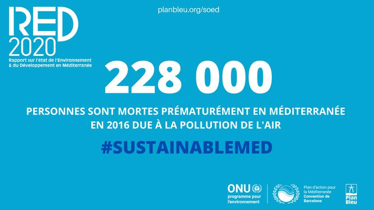 La Méditerranée: une santé possible mais avec des défis à relever