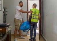 Communiqué de presse du Projet WES - Feuille de route pour réduire l'utilisation des plastiques à usage unique en Jordanie